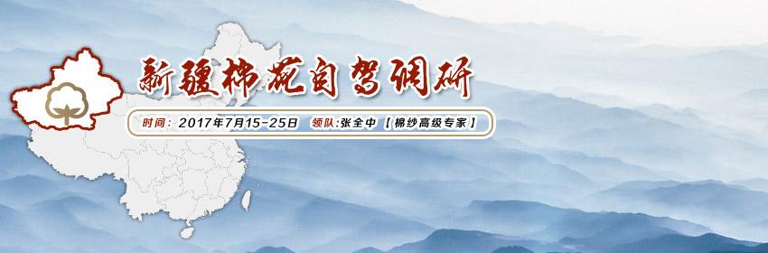7月15日-25日新疆棉花自驾调研活动