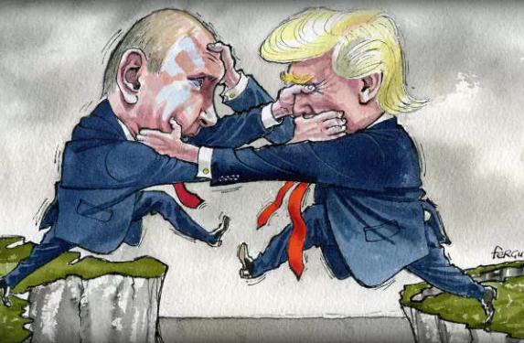 俄铝事件的背后——美俄的撕裂