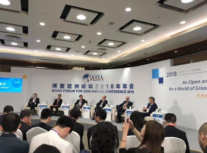 央行行长易纲宣布12项金融开放重磅措施