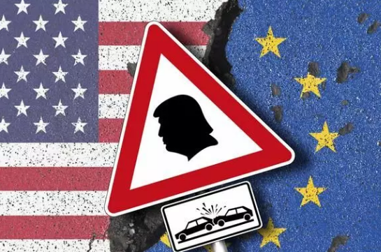 美国宣布对加拿大、墨西哥和欧盟征收钢铝关税