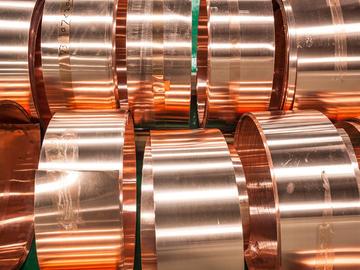 中国首个工业品期权品种!铜期权正式上市