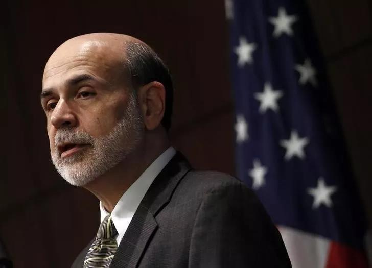伯南克致歉:金融危机中的金融恐慌和银行断贷