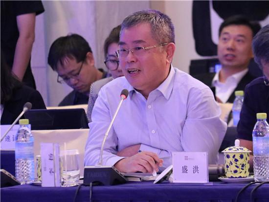 李扬:经济下行 民企开始主动并入国企寻求自救