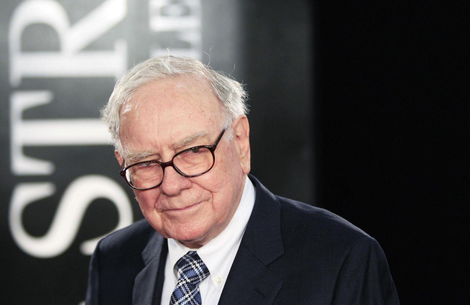 巴菲特88岁了 这是他的10条投资金句