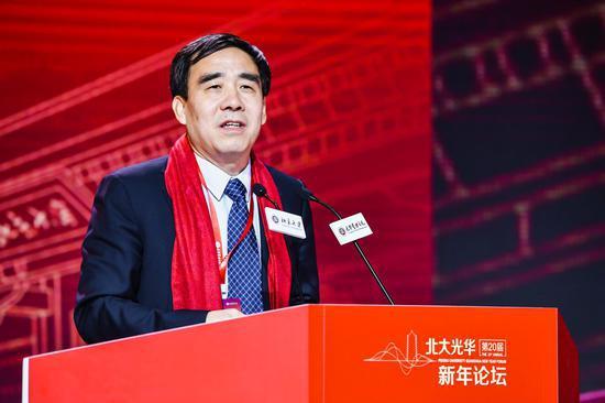 建行董事长田国立:现在买房就是高位接盘 赚不了钱了