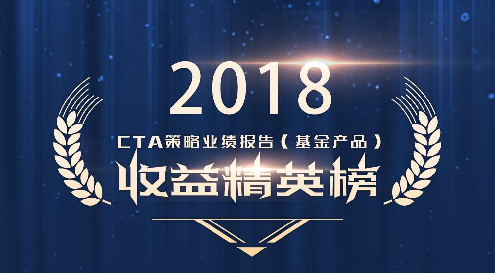 CTA策略笑傲江湖,冠军盈利226.7%