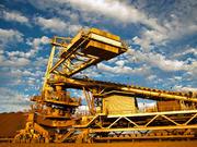 """铁矿石价格创五年新高后,资深人士称""""中国市场还没准备好应对短缺"""""""