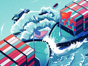 环球时报社评:中国不喜欢贸易战 但我们能承受它