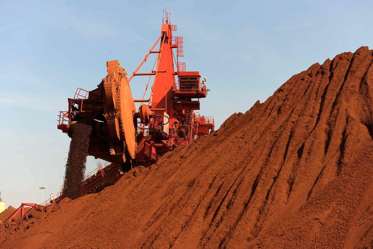 库存维持低位 铁矿石期价迭创新高