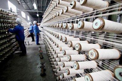全球市场看好中国棉业