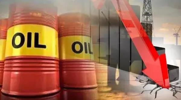 """跌傻了!国际油价又崩了,盘中暴跌45%创历史最大跌幅!""""空逼多""""成罪魁祸首,6月后可见曙光?"""