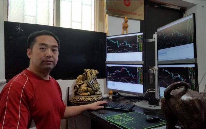 郑州老曲:从事过武术,爱好书法,如今专注于程序化交易