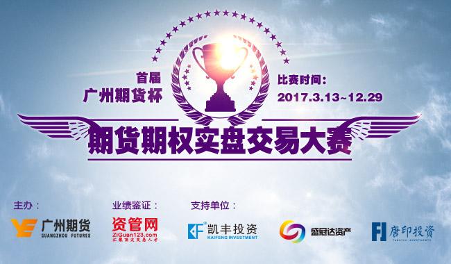 """首届""""广州期货杯""""期货期权实盘大赛8月战况"""