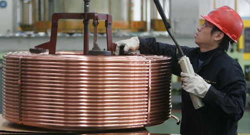 安信有色:布局铜钴锂,温和看多铝