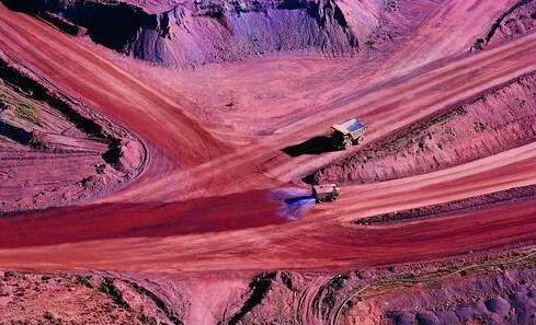 任凭铁矿石暴涨暴跌,国际四大矿业巨头依然吃定中国