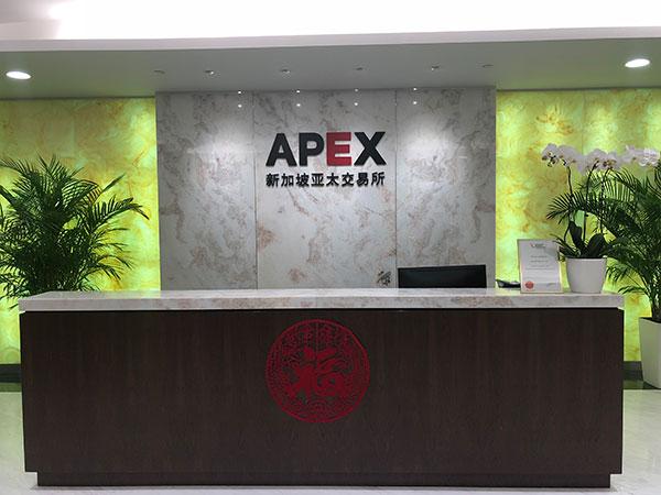 朱玉辰率中资企业首次出海在新创办衍生品交易所